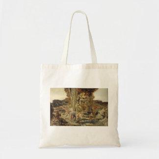 Gustave Moreau- The Pierides Canvas Bags