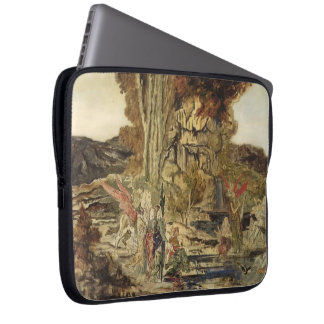 Gustave Moreau- The Pierides Laptop Computer Sleeves