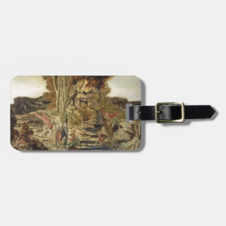 Gustave Moreau- The Pierides Tag For Bags