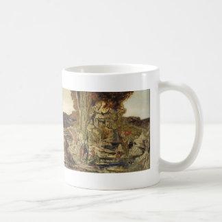 Gustave Moreau- The Pierides Mugs