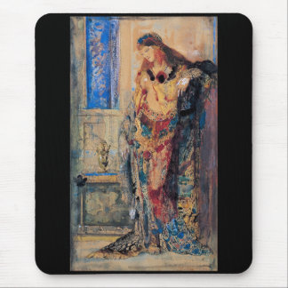 """Gustave Moreau, """"The Toilette"""" Mouse Pad"""