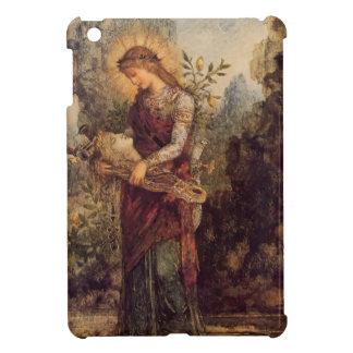 Gustave Moreau-Thracian Girl with Head of Orpheus iPad Mini Covers