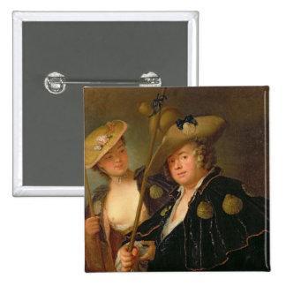 Gustavo Adolfo Graf von Gotter Pins