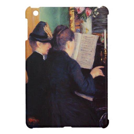 Gustavo Caillebotte- la lección de piano