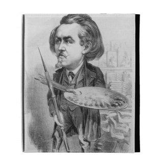 Gustavo Dore (1832-83), caricatura de 'Le Boulev