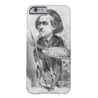 Gustavo Dore (1832-83), caricatura de 'Le Boulev Funda Barely There iPhone 6