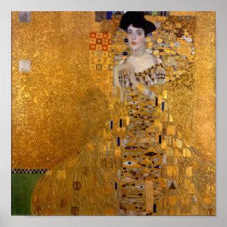 Gustavo Klimt Adela Bloch-Bauer 1907 Impresiones
