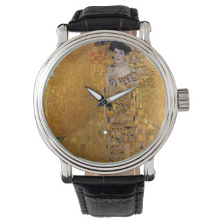 Gustavo Klimt, Adela Bloch-Bauer (1907) Reloj De Mano