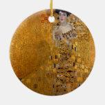 Gustavo Klimt - Adela Bloch-Bauer I. Adornos