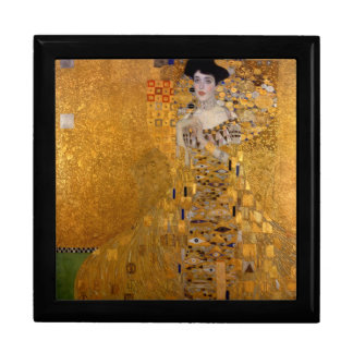 Gustavo Klimt - Adela Bloch-Bauer I. Caja De Joyas