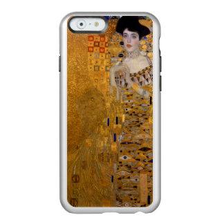 Gustavo Klimt - Adela Bloch-Bauer I. Funda Para iPhone 6 Plus Incipio Feather Shine