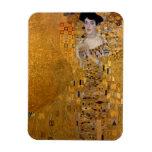 Gustavo Klimt - Adela Bloch-Bauer I. Imán Foto Rectangular