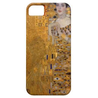 Gustavo Klimt - Adela Bloch-Bauer I. iPhone 5 Carcasas