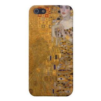 Gustavo Klimt - Adela Bloch-Bauer I. iPhone 5 Fundas