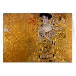 Gustavo Klimt - Adela Bloch-Bauer I. Felicitaciones