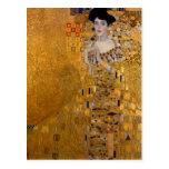 Gustavo Klimt - Adela Bloch-Bauer I. Tarjetas Postales