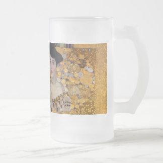 Gustavo Klimt - Adela Bloch-Bauer I. Taza De Cristal