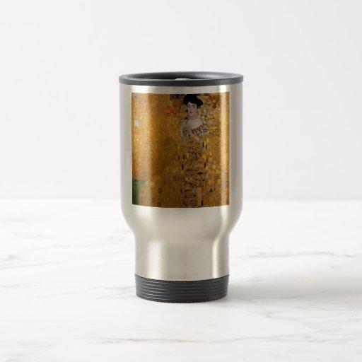 Gustavo Klimt - Adela Bloch-Bauer I. Tazas De Café