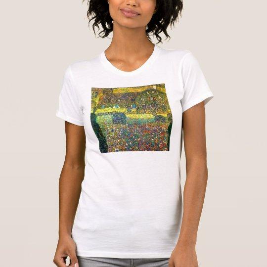Gustavo Klimt: Casa de campo en el Attersee Playera