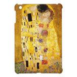 Gustavo Klimt caso del iPad del beso el mini iPad Mini Cobertura