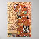 Gustavo Klimt - cumplimiento Impresiones