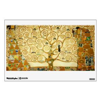 Gustavo Klimt el árbol del arte Nouveau de la vida