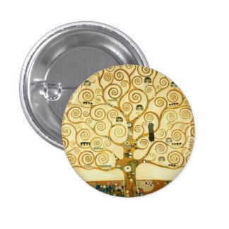 Gustavo Klimt el árbol del arte Nouveau de la vida Pins
