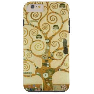 Gustavo Klimt el árbol del arte Nouveau del Funda De iPhone 6 Plus Tough