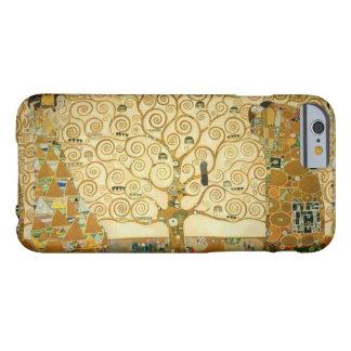 Gustavo Klimt el árbol del arte Nouveau del Funda Para iPhone 6 Barely There