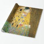Gustavo Klimt el arte Nouveau del beso