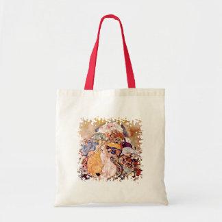 Gustavo Klimt - el bebé Bolsa Tela Barata
