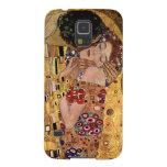 Gustavo Klimt: El beso (detalle) Carcasa De Galaxy S5
