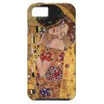 Gustavo Klimt: El beso (detalle) iPhone 5 Case-Mate Protector