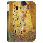 Gustavo Klimt el beso enciende la caja