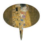 Gustavo Klimt - el beso Figura De Tarta