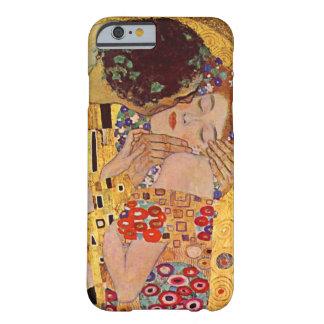 Gustavo Klimt el beso Funda De iPhone 6 Slim