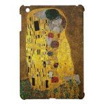 Gustavo Klimt el beso iPad Mini Cárcasa