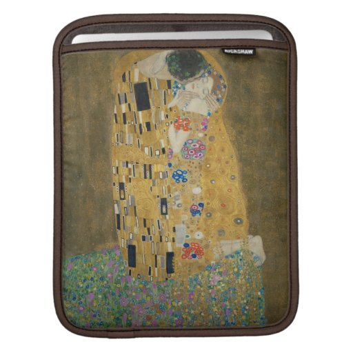 Gustavo Klimt - el beso Manga De iPad