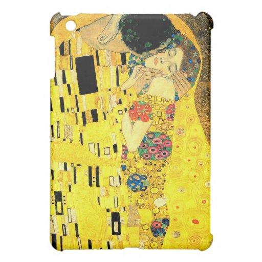 Gustavo Klimt - el caso del iPad del beso