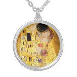 Gustavo Klimt el collar del beso