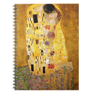 Gustavo Klimt el cuaderno del beso
