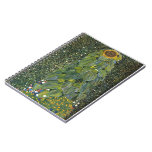 Gustavo Klimt- el girasol Cuaderno