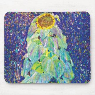 Gustavo Klimt - el girasol Alfombrilla De Raton