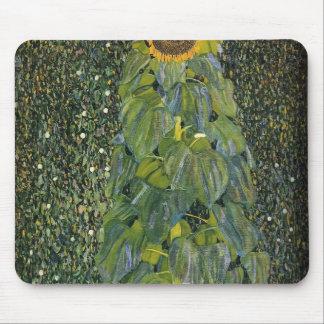 Gustavo Klimt- el girasol Tapete De Ratón