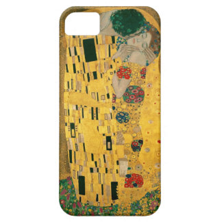Gustavo Klimt el oro de Nouveau Jugendstil del art iPhone 5 Coberturas