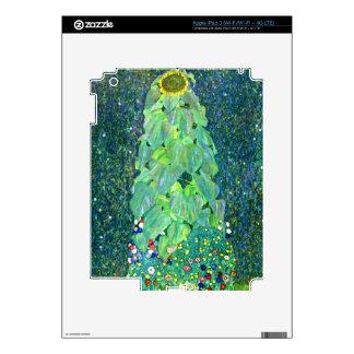 Gustavo Klimt: Girasol iPad 3 Skins