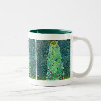 Gustavo Klimt: Girasol Tazas
