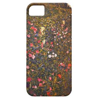 Gustavo Klimt //Italenische Gartenlandschaft Funda Para iPhone 5 Barely There
