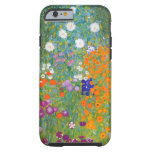 Gustavo Klimt: Jardín de flores