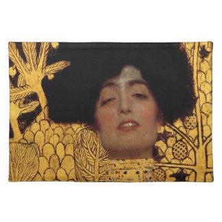 Gustavo Klimt Judith y el jefe de Holofernes Manteles